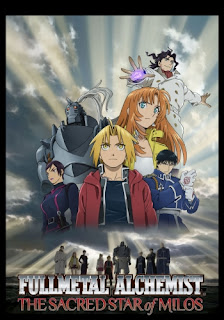 Fullmetal Alchemist The Sacred Star of Milos 2011 Hindi Dual Audio BluRay | 720p | 480p