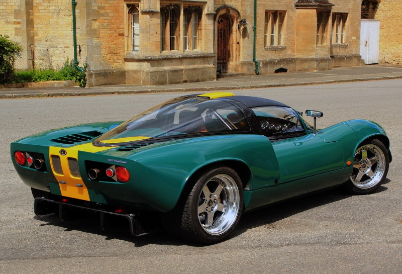 Gardner Douglas Sportscars