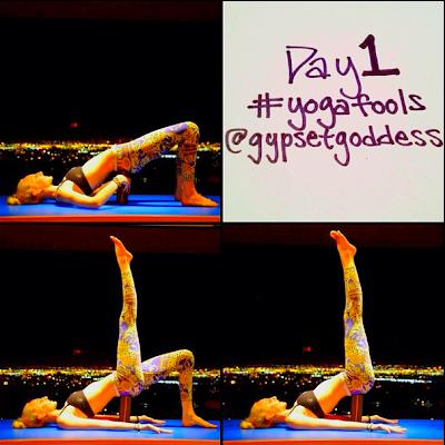 ॐ yogasanity  yoga fools challenge day 1 ॐ