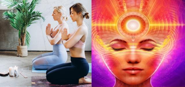 Tratak Kriya Steps - त्राटक अभ्यास की विधि