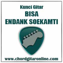 Chord Endank Soekamti Bisa