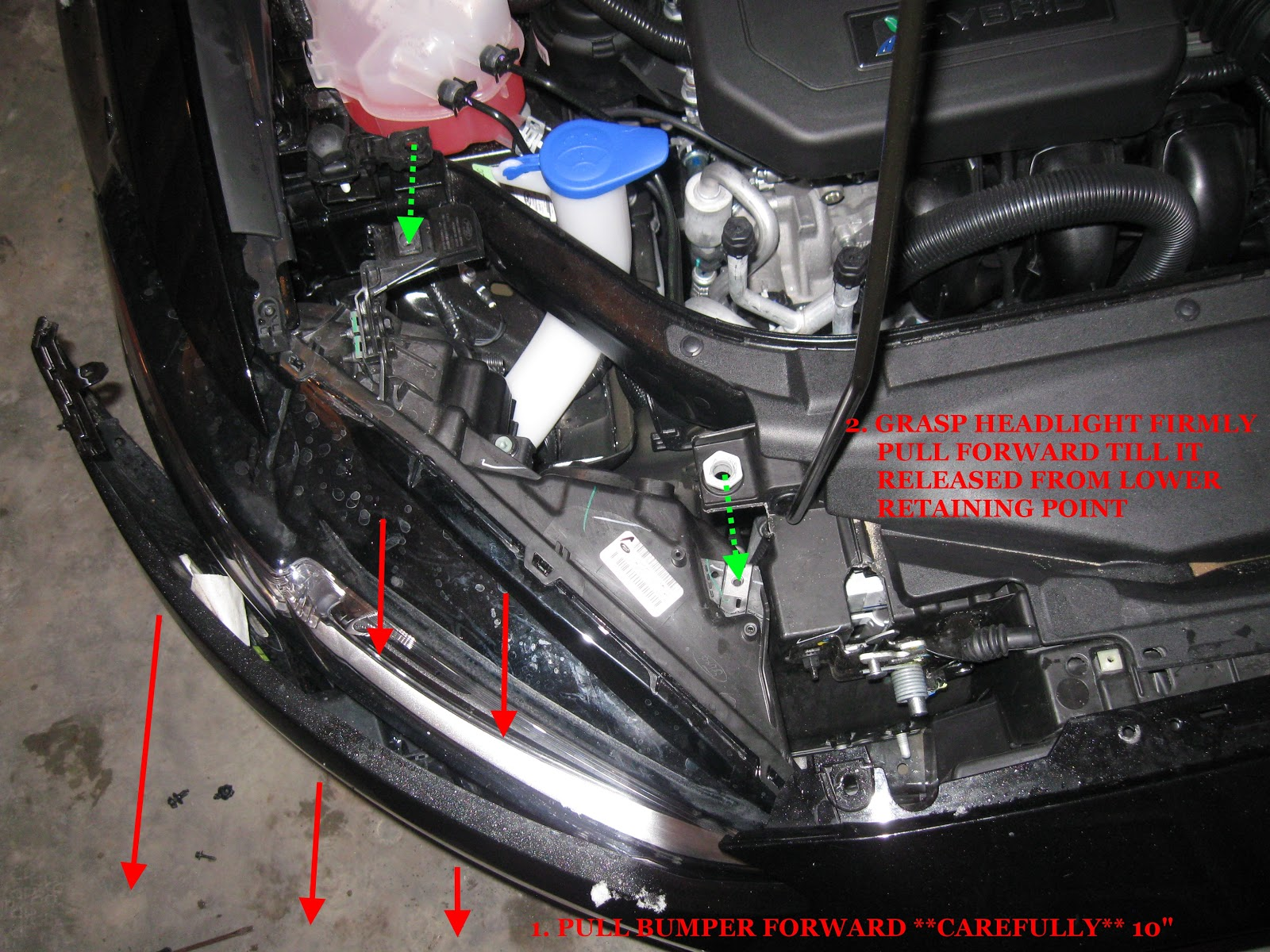 Ford Fusion Hid Kit Wiring Diagram Another Blog About Conversion 2013 Hybrid Se Mpg Install Special Post Rh Fusionhybridmpg Blogspot Com