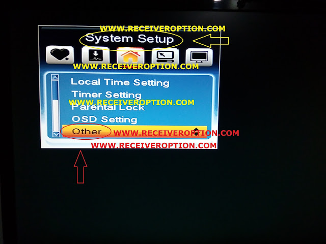 AZFOX S3S HD RECEIVER BISS KEY OPTION