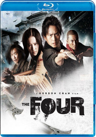 The Four 2012 BRRip 1GB Hindi Dual Audio 720p