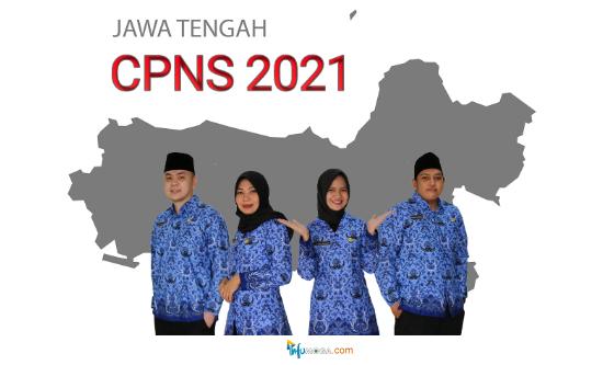 Dijadwalkan Buka Juni Ini, Simak Rincian Formasi CPNS dan PPK Jateng 2021
