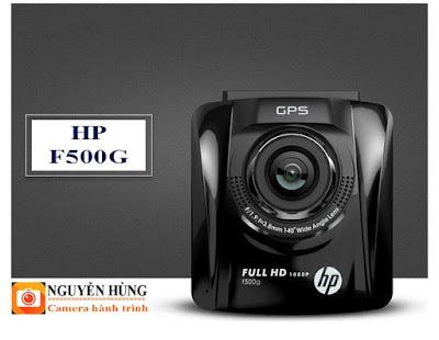 Camera hành trình ô tô Hp F500g