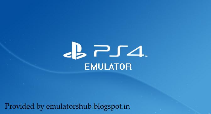 PS4 EMULATOR FOR PC - DOWNLOAD FREE! ~ Emulators Hub