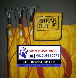 Jual Grounding Set 150KV Break Out Bisa COD Bekasi