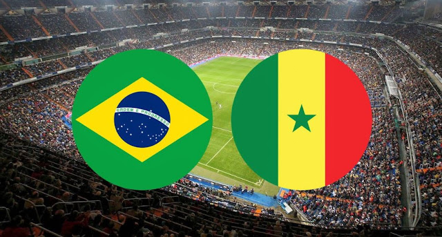 مشاهدة مباراة البرازيل والسنغال بث مباشر بتاريخ 10-10-2019 مباراة ودية