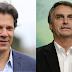 Haddad não consegue atrair voto evangélico, onde 71% apoia Bolsonaro