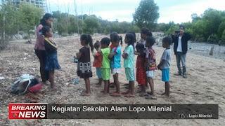 Sekolah Alam Lopo Milenial