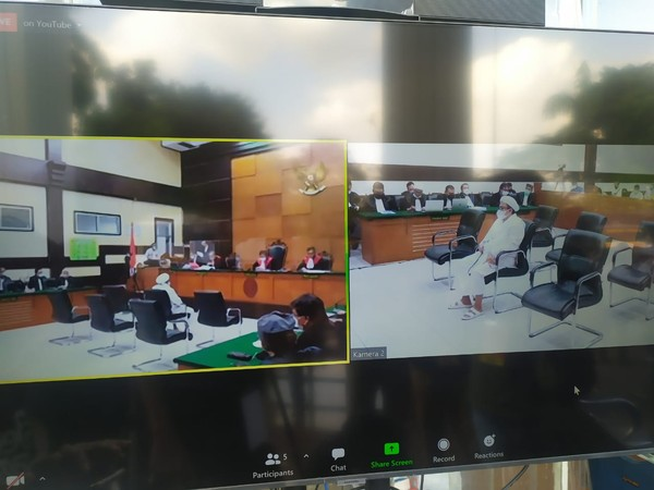 Terbukti Langgar Prokes, HRS Dkk Divonis 8 Bulan Bui di Kasus Petamburan!