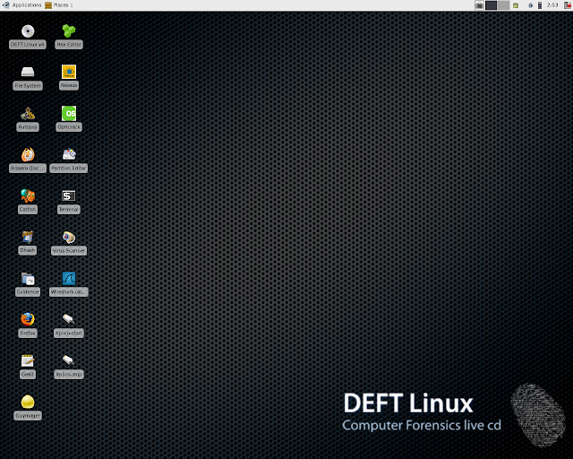 OS Deft Linux