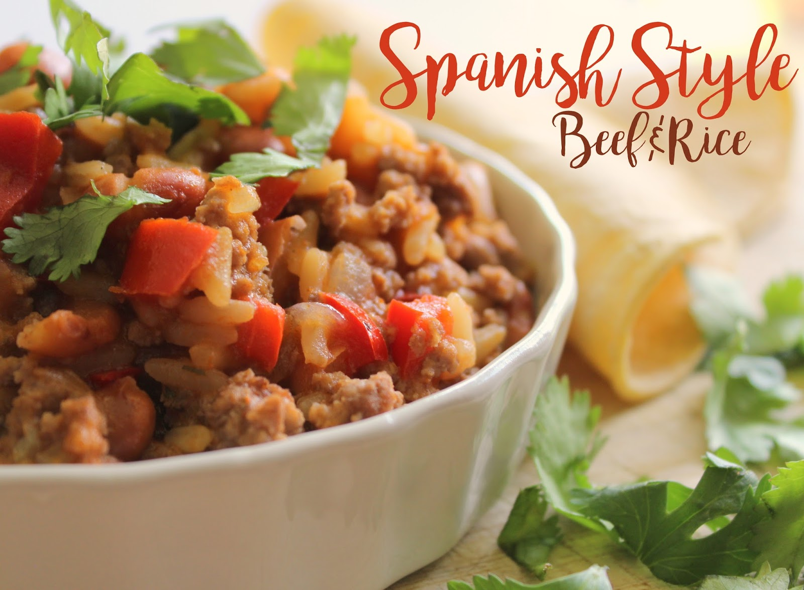 Spanish Style Rice And Chorizo Atticmag I Have A Tendency To Use Every  Utensil And Dish I Own When I Cook,