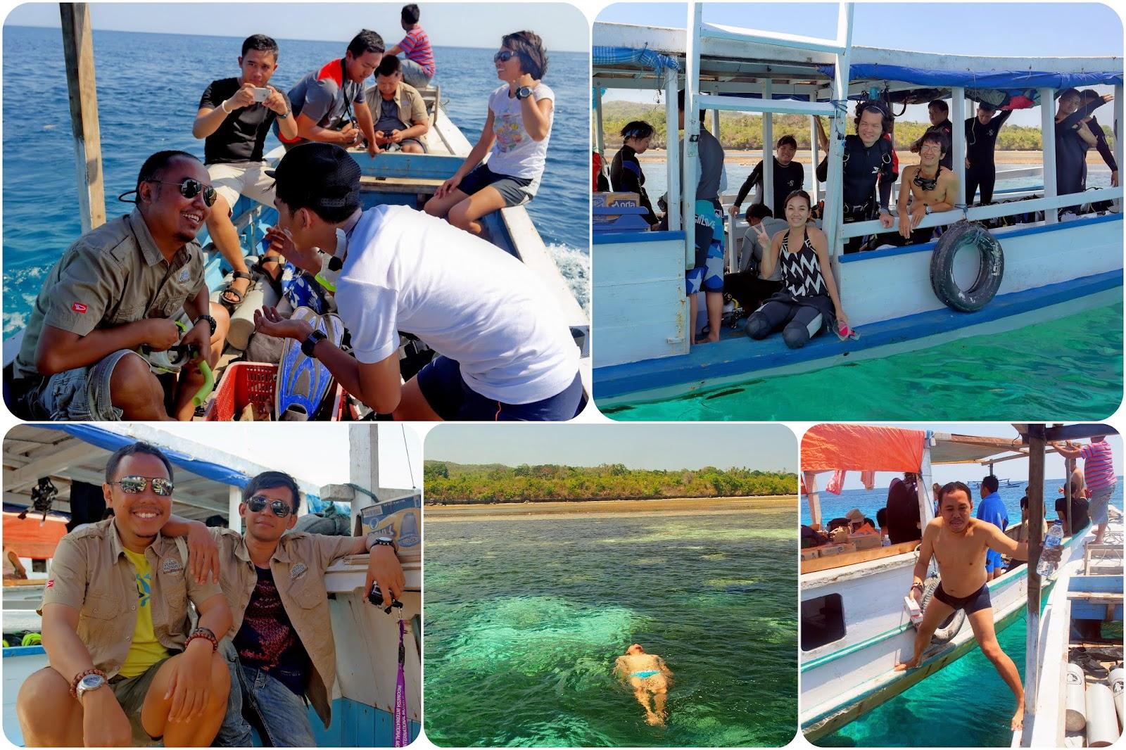 Diving Di Tomia Wakatobi