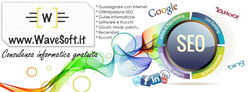 WaveSoft.it Informatica a 360 gradi