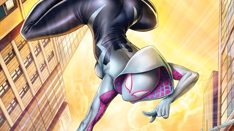 Spider-Gwen, Marvel, 4K, #4.2290