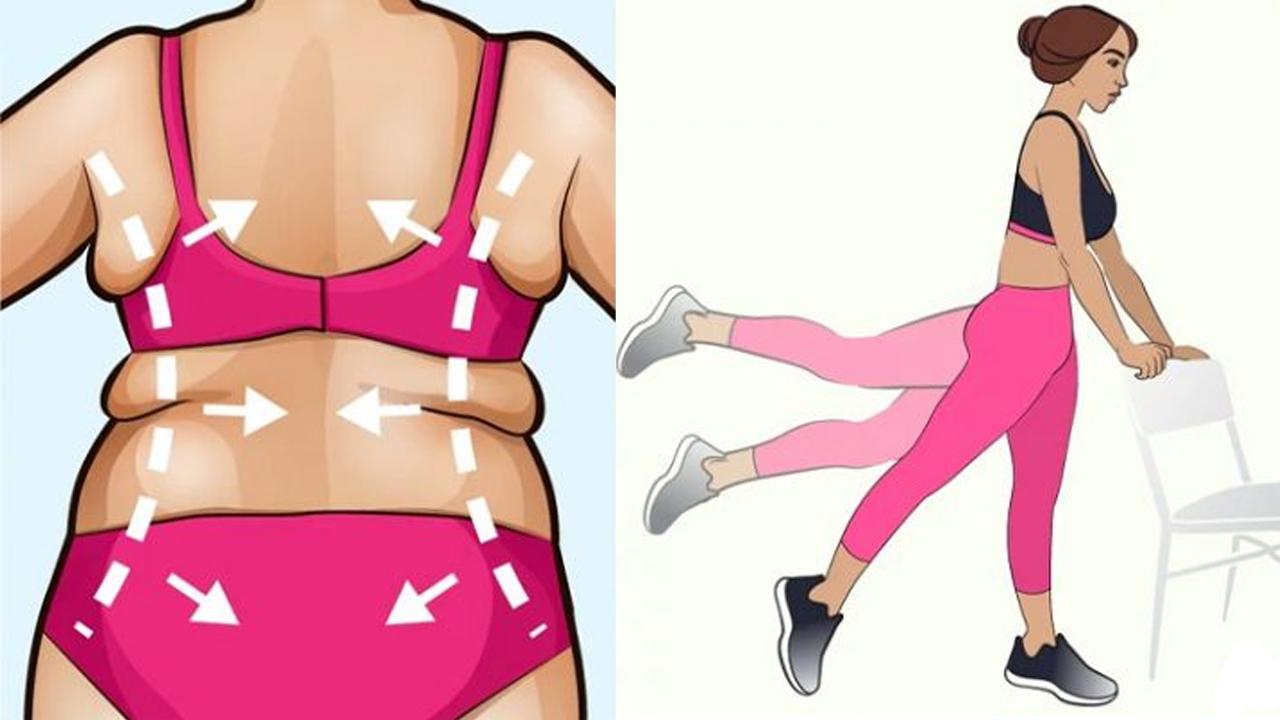 ćwiczenia na boczki spalające tłuszcz
