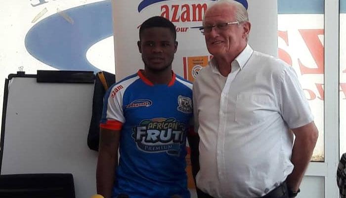 Azam FC yatoa sababu za kumsajili Chirwa