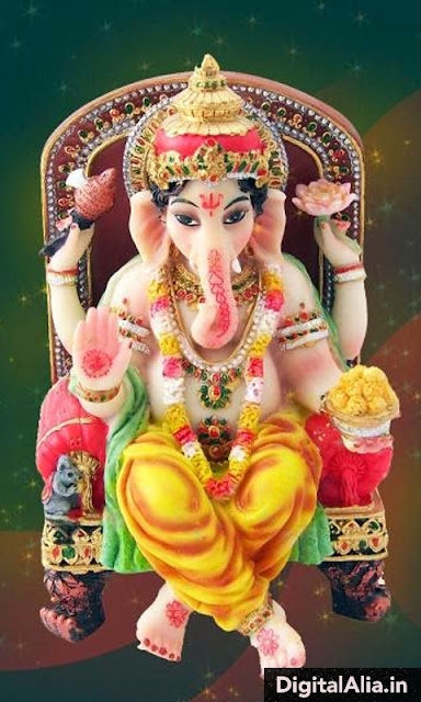 ganesha wishes images