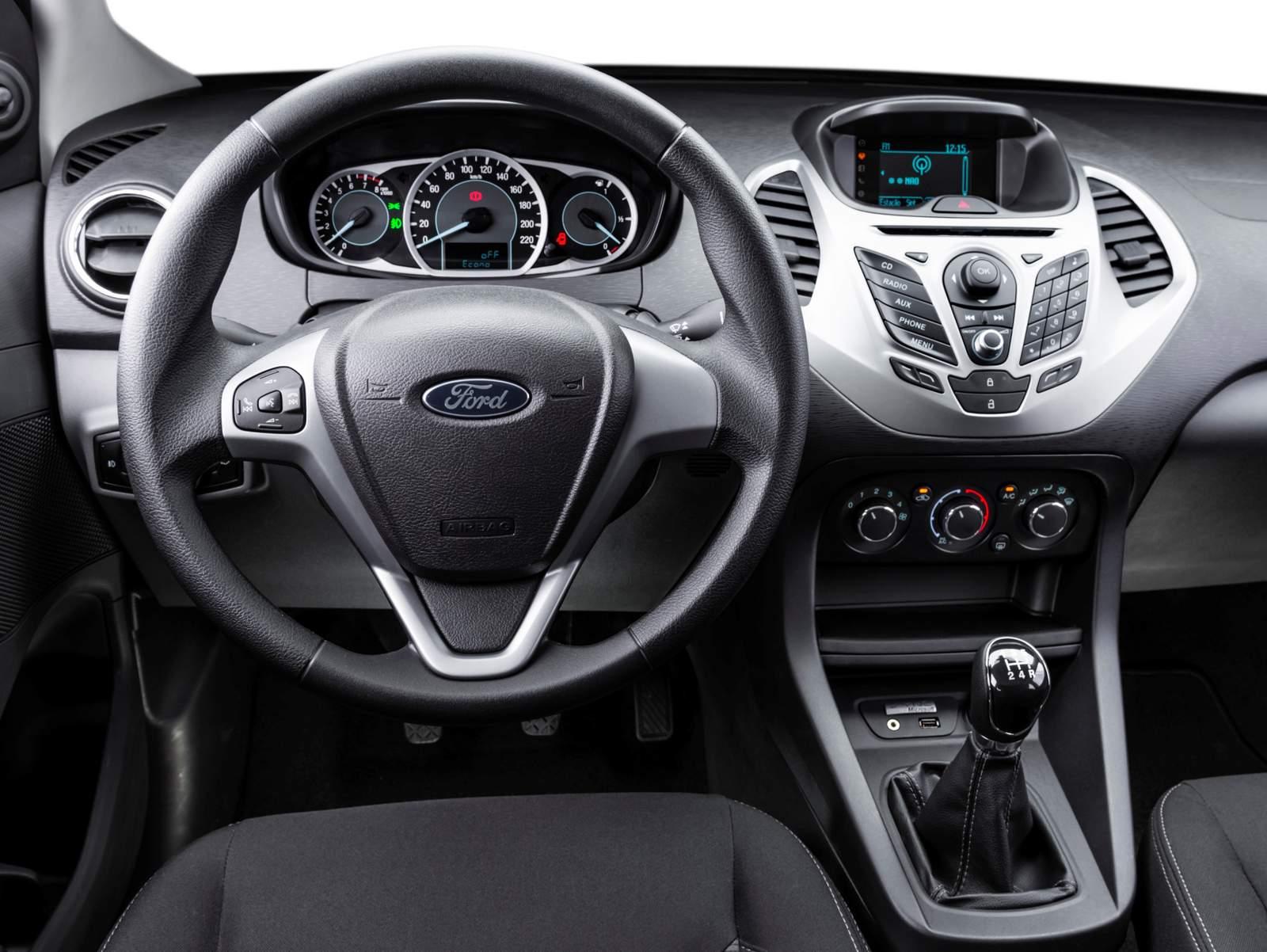 Ford Ka 2015 - teste de longa duração
