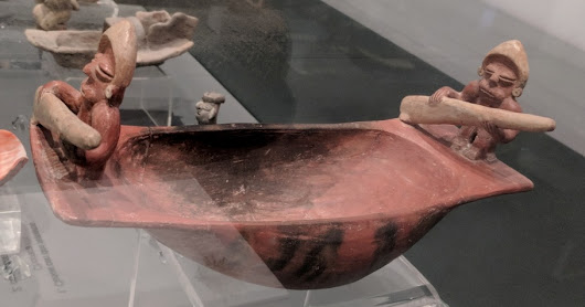 Canoes and Canoeists of Ancient Ecuador