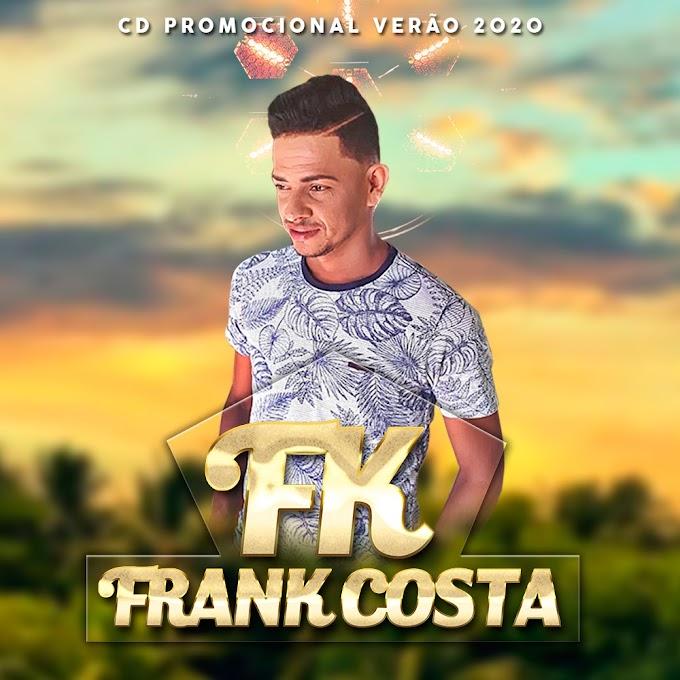 FRANK COSTA - CD PROMOCIONAL VERAO 2020