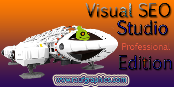 Visual SEO Studio Professional Edition