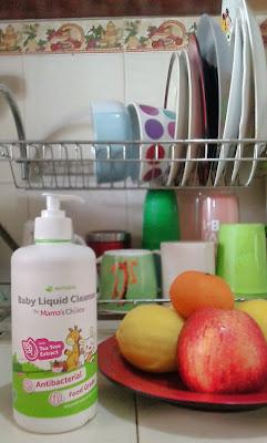 Review Sabun Cuci Botol Bayi Mama's Choice