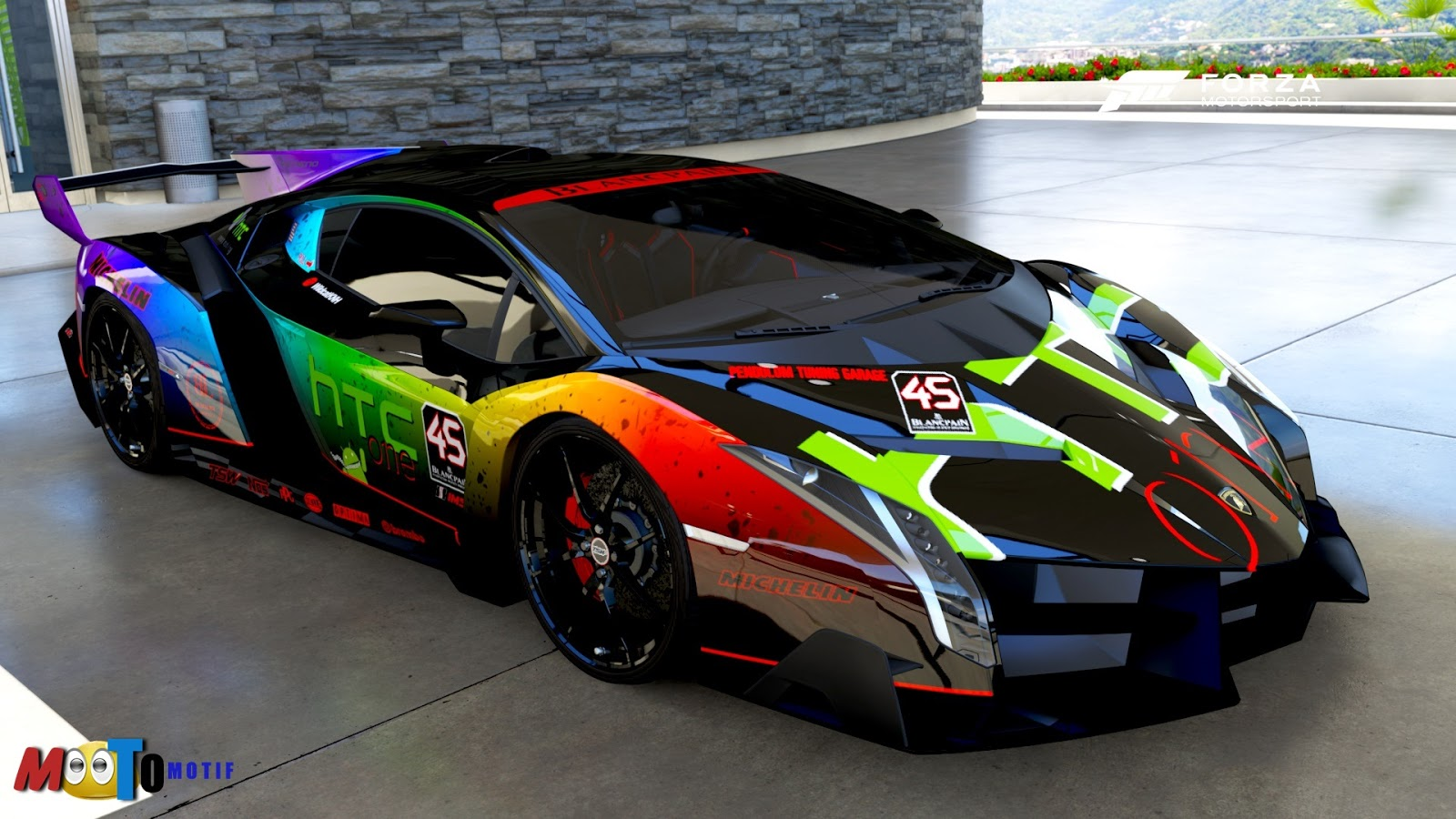 Foto Mobil Mobil Lamborghini Serba Ottomotif