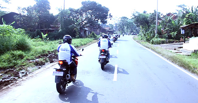 test ride suzuki gsx150