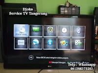 jasa service tv cisauk