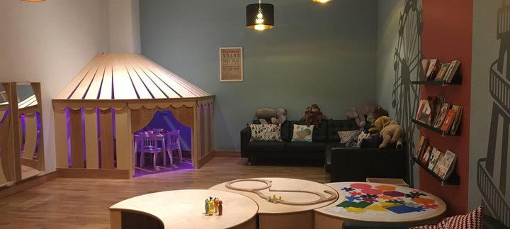 Free Indoor Play Areas in Newcastle (Perfect for Under 5s) - Laing Art Gallery Play Area