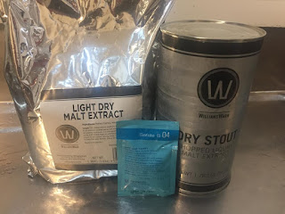 dry stout beer kit