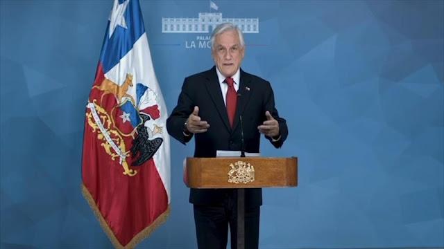 Fracaso del neoliberalismo tras la impopularidad de Piñera