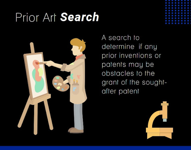 Prior art search helps an inventor understand if his invention that he intends to patent, has been invented before or patented before.