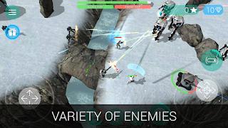CyberSphere: Sci-fi Shooter Mod