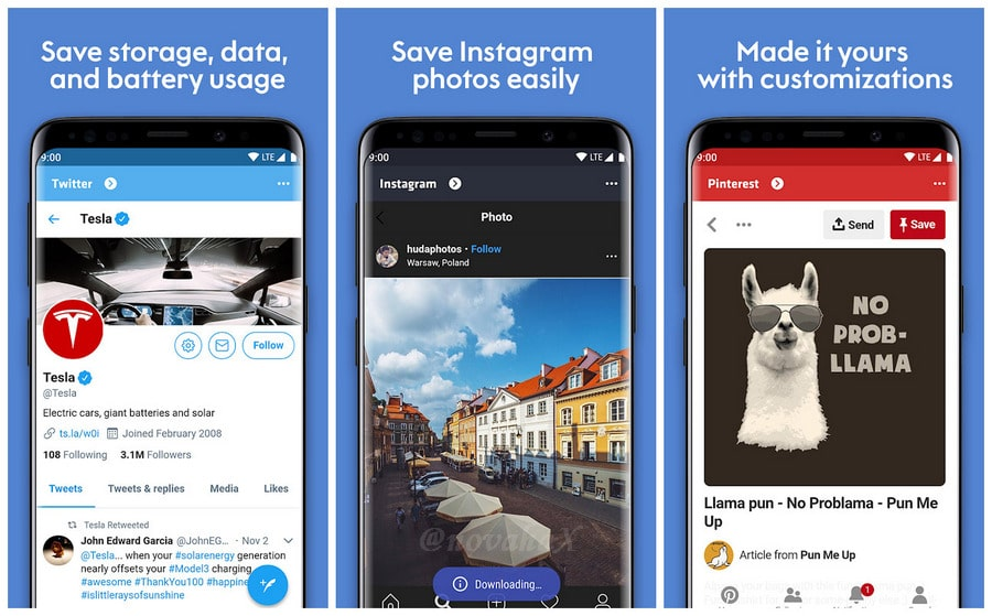 Novahax   Apps for Infinity