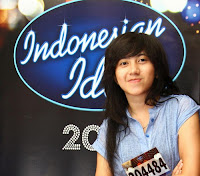 Non Dera Indonesian Idol 2012
