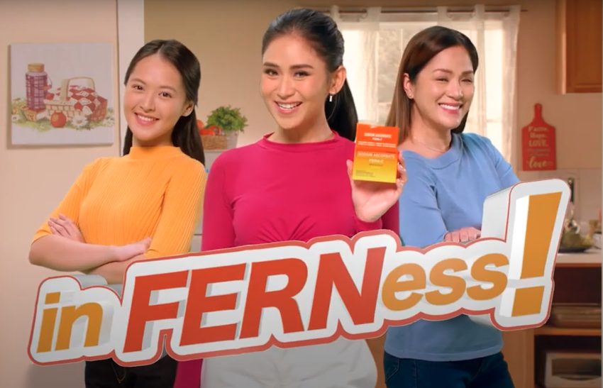 #InFERNess, Sarah G Trusts Fern-C As Partner for Boosting Her Immunity