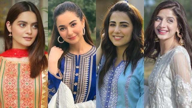 "Pakistani Showbiz Stars Answers to Kokila Ben's ""Rasory me Kon tha"" Question"