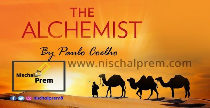 The Alchemist by Paulo Coelho International bestseller