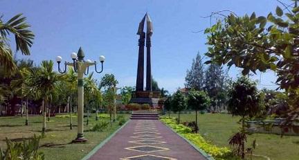 monumen trunojoyo wisata sampang