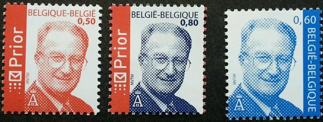 Belgium King Albert II 2004