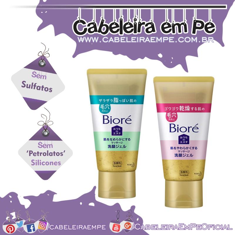 Massage Cleansing Gel - Bioré