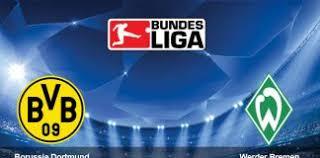 اون لاين مشاهده مباراه بروسيا دورتموند وفيردر بريمن بث مباشر 15-12-2018 الدوري الالماني اليوم بدون تقطيع