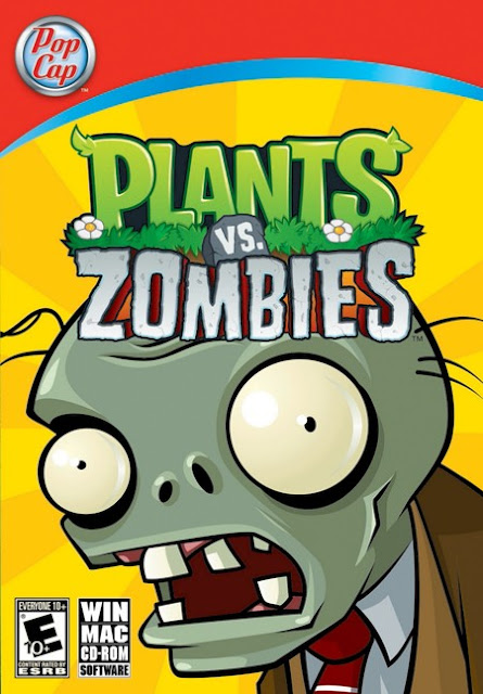 Plantas vs Zombies PC FULL - Portada