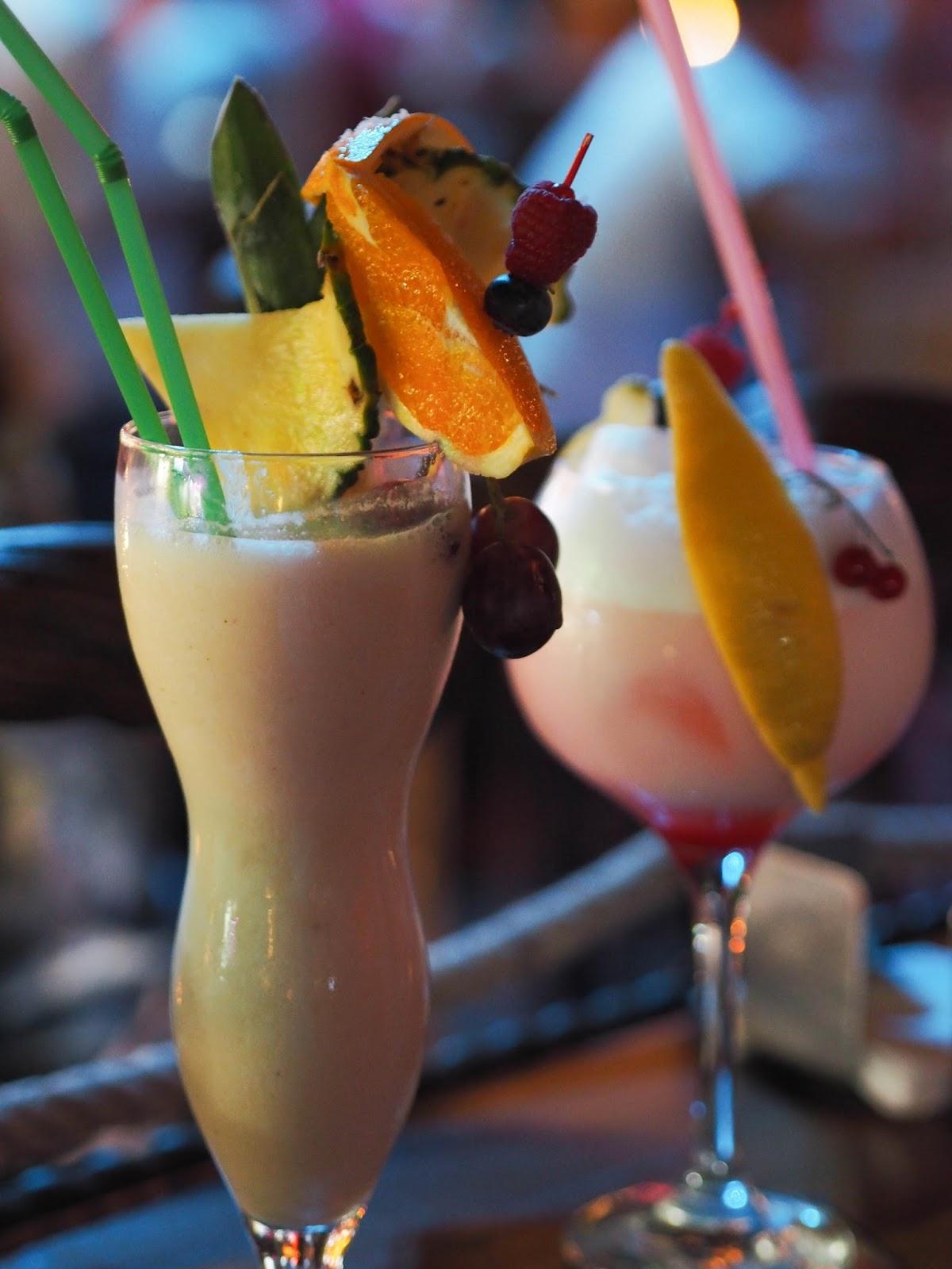 Astral Cocktails