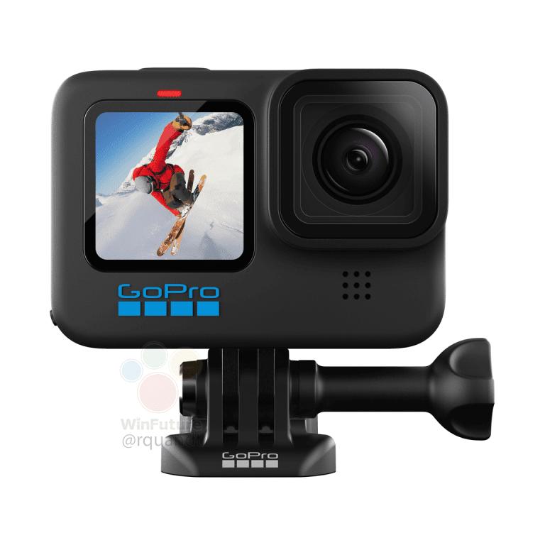GoPro Hero 10, со стандартным креплением