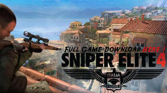 Sniper Elite 4 - Full Game Downloader